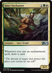 Satyr Enchanter (FOIL)