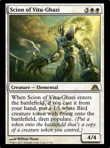 Scion of Vitu-Ghazi (FOIL)