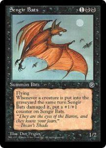 Sengir Bats (Flying)