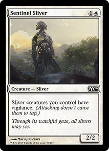 Sentinel Sliver