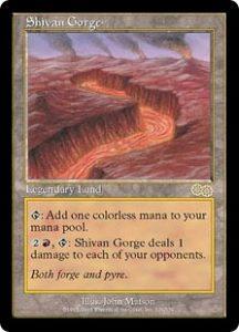 Shivan Gorge
