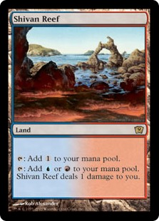 Shivan Reef (FOIL)