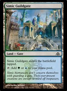 Simic Guildgate