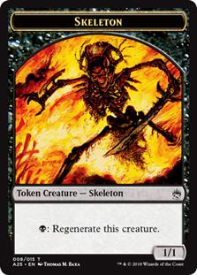 Skeleton Token (Masters 25)