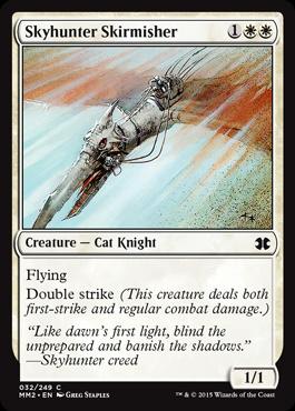 Skyhunter Skirmisher (FOIL)