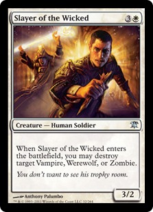 Slayer of the Wicked