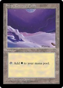Snow-Covered Plains (PLAYED)