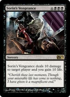 Sorin's Vengeance (FOIL)