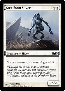Steelform Sliver