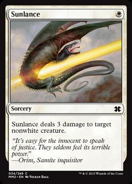 Sunlance (FOIL)