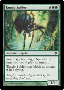 Tangle Spider