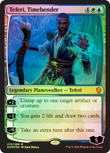 Teferi, Timebender (Planeswalker Deck)