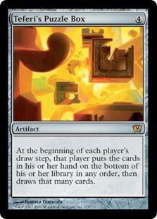 Teferi's Puzzle Box