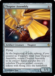 Thopter Assembly (FOIL - Release)