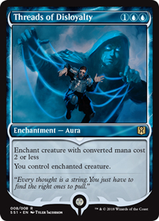 Threads of Disloyalty (Signature Spellbook: Jace) (FOIL)