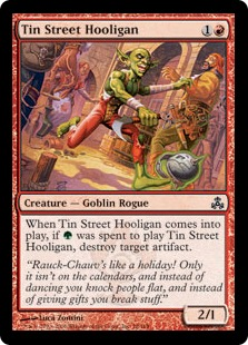 Tin Street Hooligan