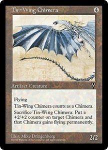 Tin-Wing Chimera