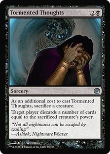 Tormented Thoughts