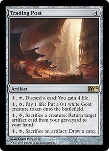 Trading Post (FOIL)