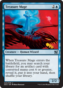 Treasure Mage