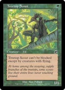 Treetop Scout