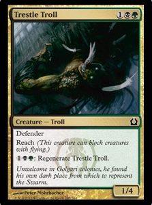 Trestle Troll (FOIL)
