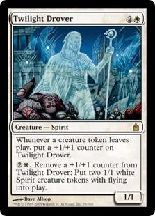 Twilight Drover