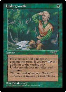 Undergrowth (Elf)