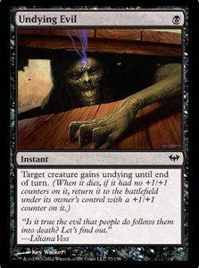 Undying Evil (FOIL)