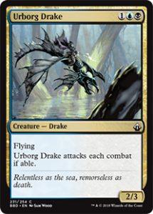 Urborg Drake (FOIL)