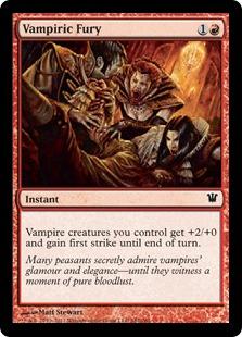 Vampiric Fury