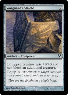 Vanguard's Shield