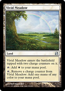 Vivid Meadow (FOIL)