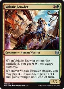 Voltaic Brawler (FOIL)