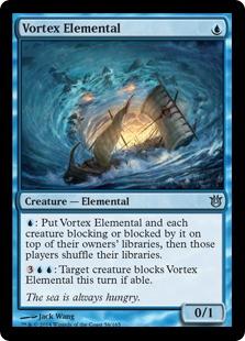 Vortex Elemental