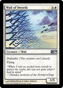 Wall of Swords