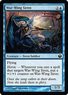 War-Wing Siren (FOIL)