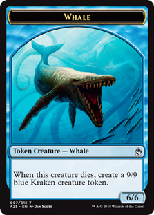 Whale Token (Masters 25)