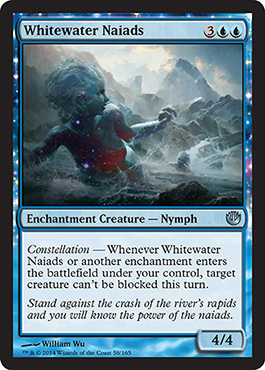 Whitewater Naiads (FOIL)