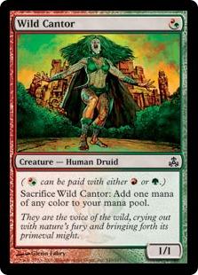 Wild Cantor (FOIL)