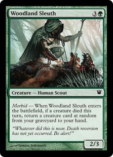 Woodland Sleuth (FOIL)