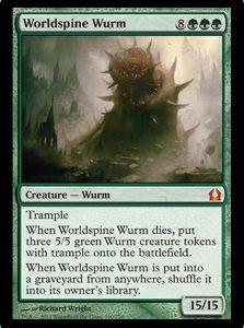 Worldspine Wurm