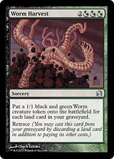 Worm Harvest (FOIL)