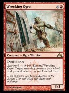Wrecking Ogre (FOIL)