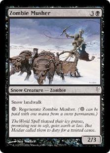 Zombie Musher