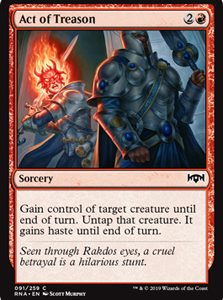 Act of Treason (FOIL)