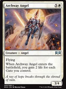 Archway Angel (FOIL)