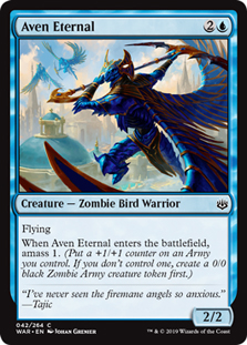 Aven Eternal (FOIL)