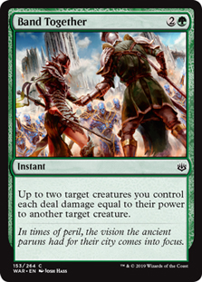 Band Together (FOIL)