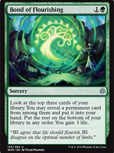 Bond of Flourishing (FOIL)